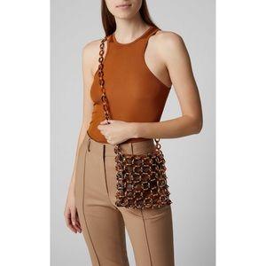 NWOT Cult Gaia Natasha Chain Link Bag